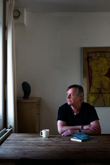 Jan Ponger door Abel Ponger Portret Fotografie Amsterdam